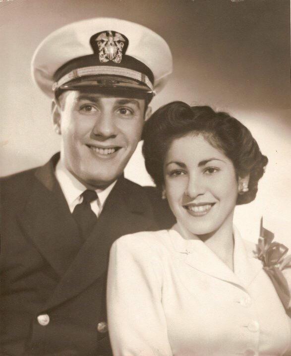 My Poppa & Grandma